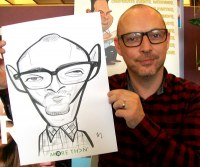 UK Uk.com Caricature Artis Uk Liverpool